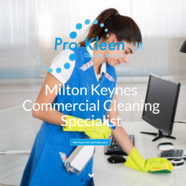 ProKleen UK Ltd, Milton Keynes